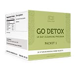 Go Detox Packet 1 (14 packets)